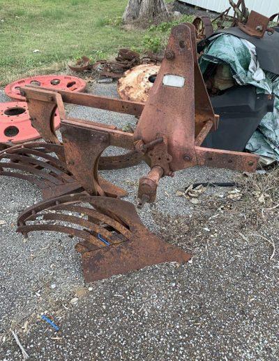 Lot20-two-bottom-breaking-plow-1