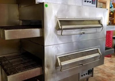 Online Ends Dec 16 – Restaurant Equipment: Pizza Oven, Sandwich Line/Cooler, Buffet Warmers, Serving Trays, Work Tables, Storage Racks & Shelving, Pizza Pans & Screens, Cutting Boards Tables, Chairs, Stools, Booths, Decor & MUCH MORE