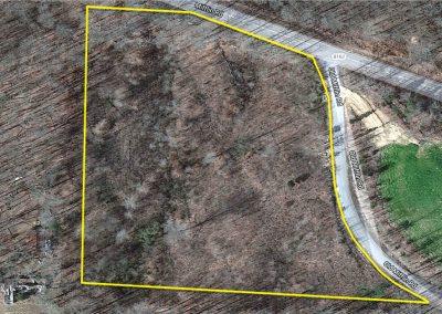 #924 – $19,900 – 6+/- Acres – Corner of Mifflin & Old Mifflin Rd East of Jackson, TN