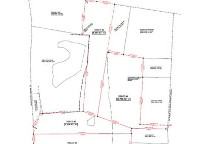 #933 34.33+/- Acres of Prime Real Estate Offered in Tracts